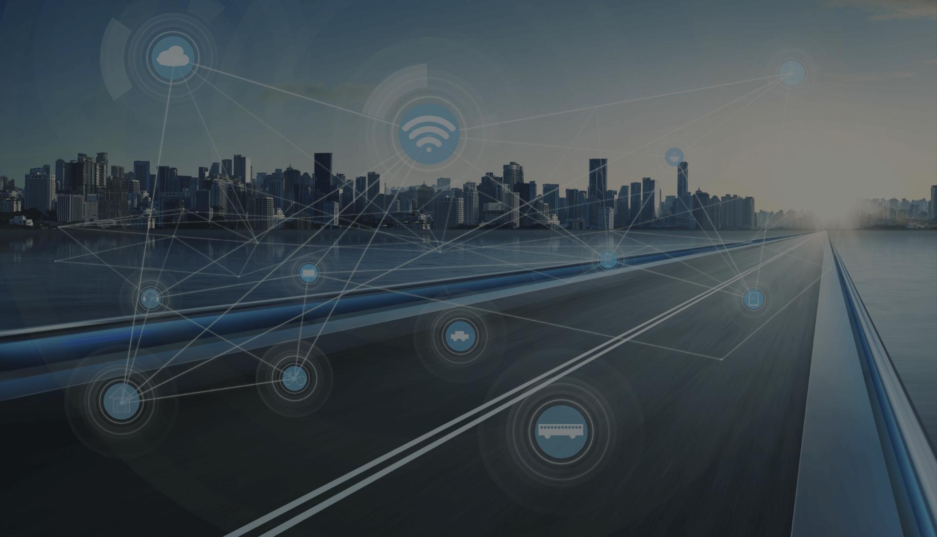 Soluciones de IoT para flotas