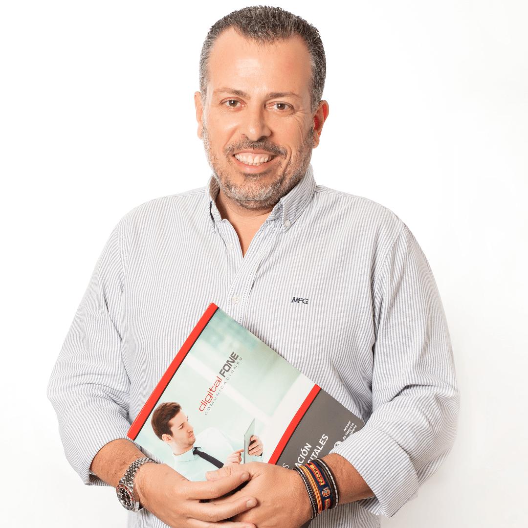 Carlos Javier Jorge Rodriguez. Gerente